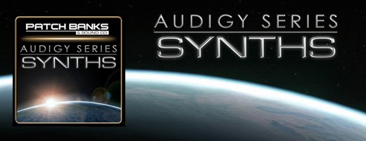 Audigy Series – Synths