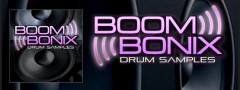 Boombonix Drum Samples