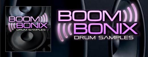 Boombonix Drum Samples
