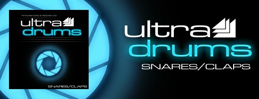 Ultra Drums – Snares & Claps