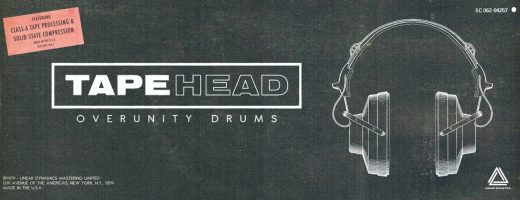 Tape Head Drums